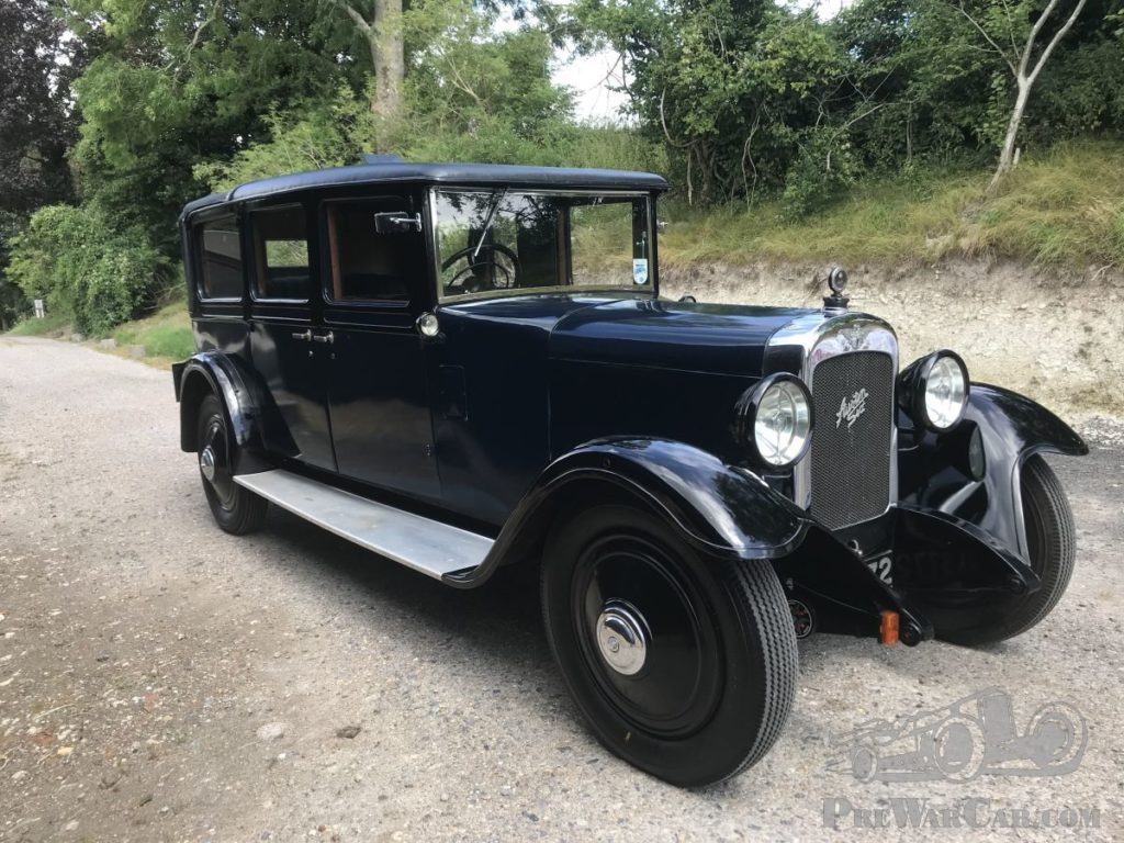 AUSTIN A125 /& A135 SHEERLINE Saloon /& Limousine Roue Avant Cylindre