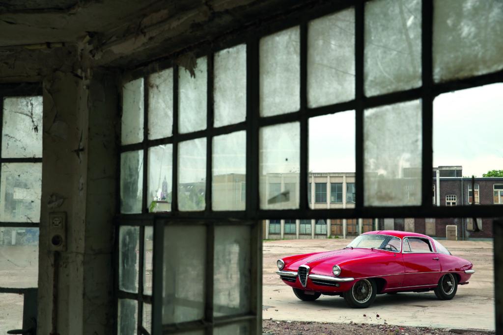 Alfa Romeo 1900 C SS Boano de 1955