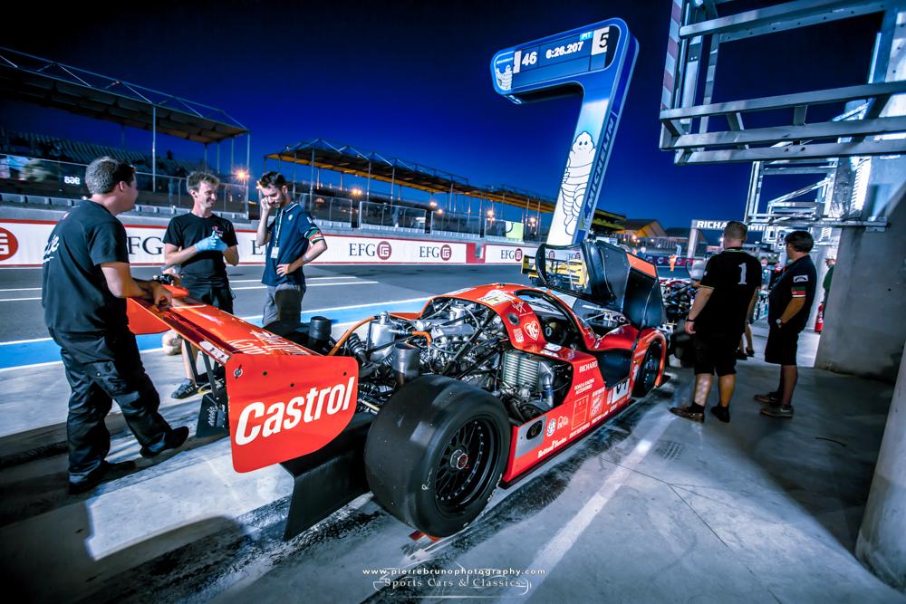 Le Mans Classic 2016
