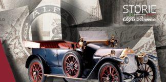 Alfa Romeo : à bord de la 24 HP ; des origines aux premières victoires internationales (1906-1925)