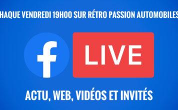 Le LIVE Hebdo Facebook, votre rendez-vous du vendredi