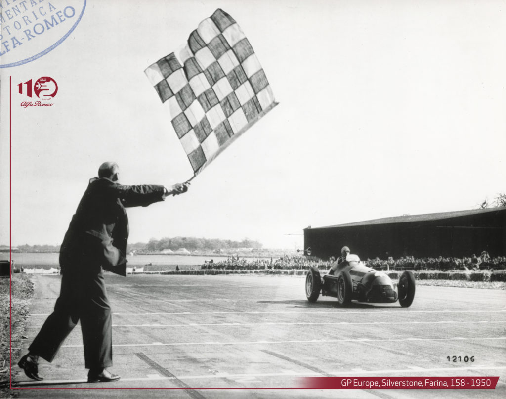 Histoire : Alfa Romeo le premier constructeur, champion de Formule 1