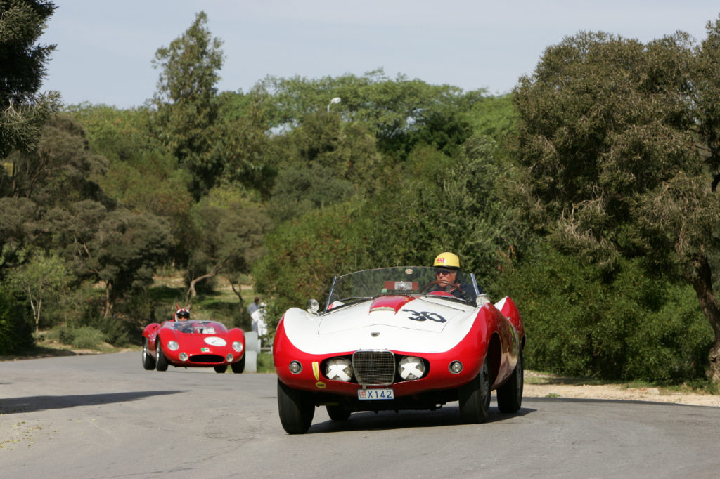La petite histoire des Grands Prix de Tunisie, de 1920 à 2007