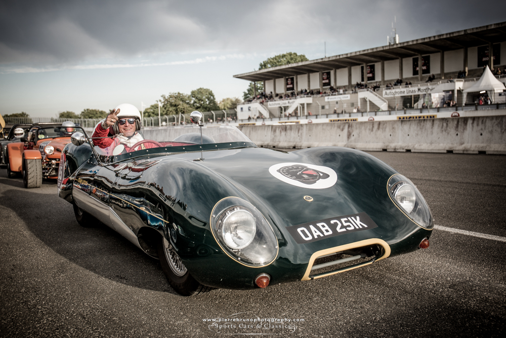 Les Grandes Heures Automobiles 2018
