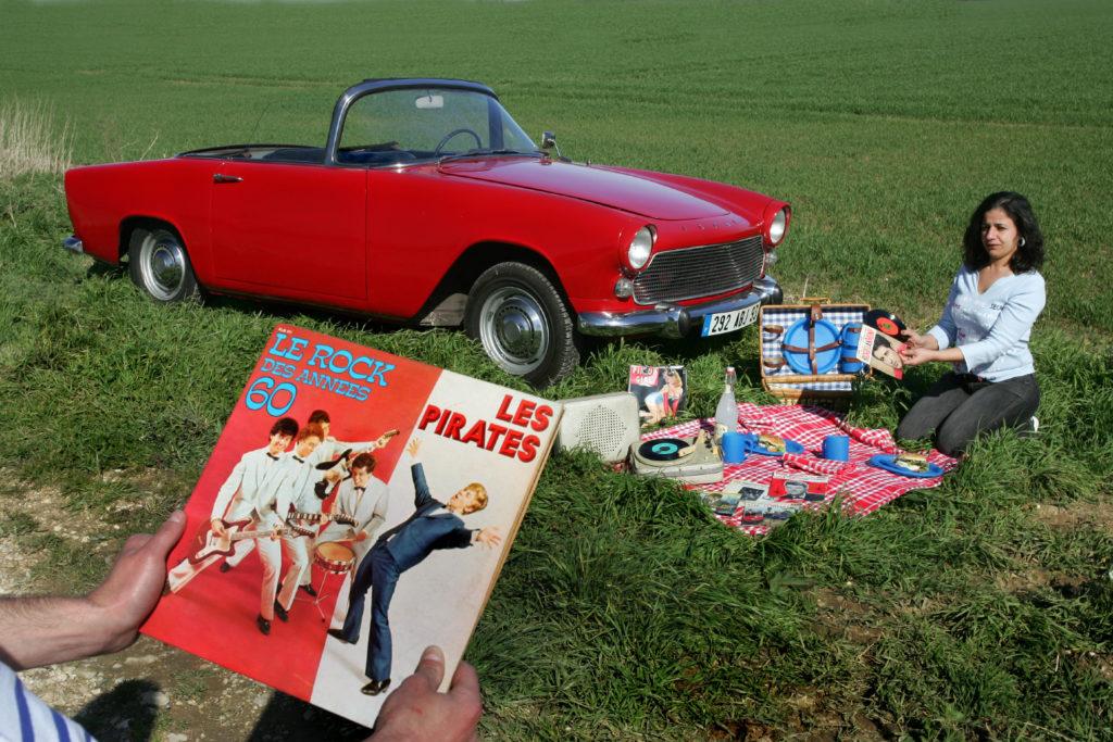 Simca Aronde Océane 1960, retour vers le passé