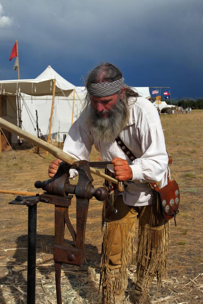 Yellowstone Rod Run / Août / USA Montana