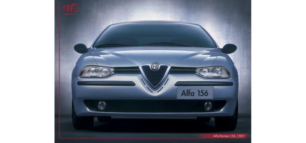 Alfa Romeo 156, le hit des 90's