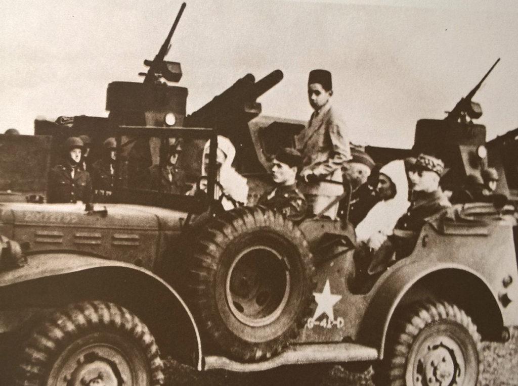 Insolite : Un Dodge à Casablanca