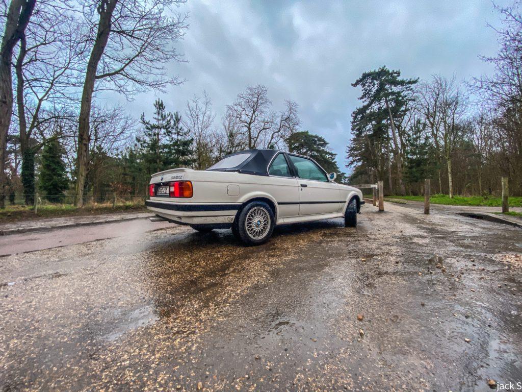 BMW 325 iX Baur TC 2 : Baur scalpe la E30