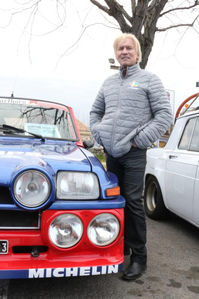 Evénement : Les 40 ans de la victoire de la R5 Turbo à Istres