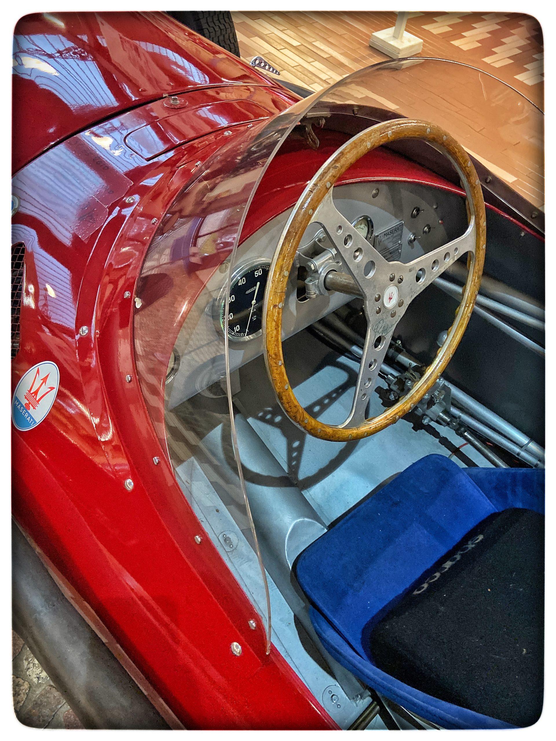 Collection Panini, le musée privé Maserati