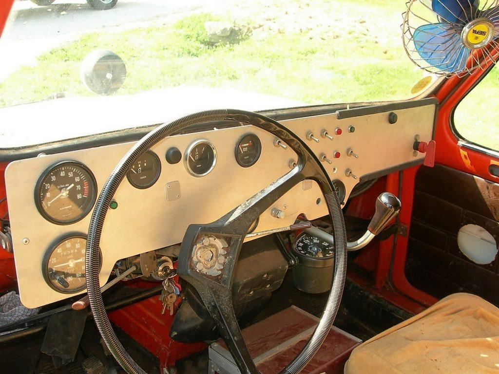 Une Renault 4 autour du monde et une vie à voyager