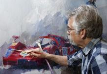 Stanley Rose, peint le blues et l'automobile
