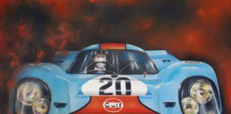 Art : Steve McQueen : the King of Cool.
