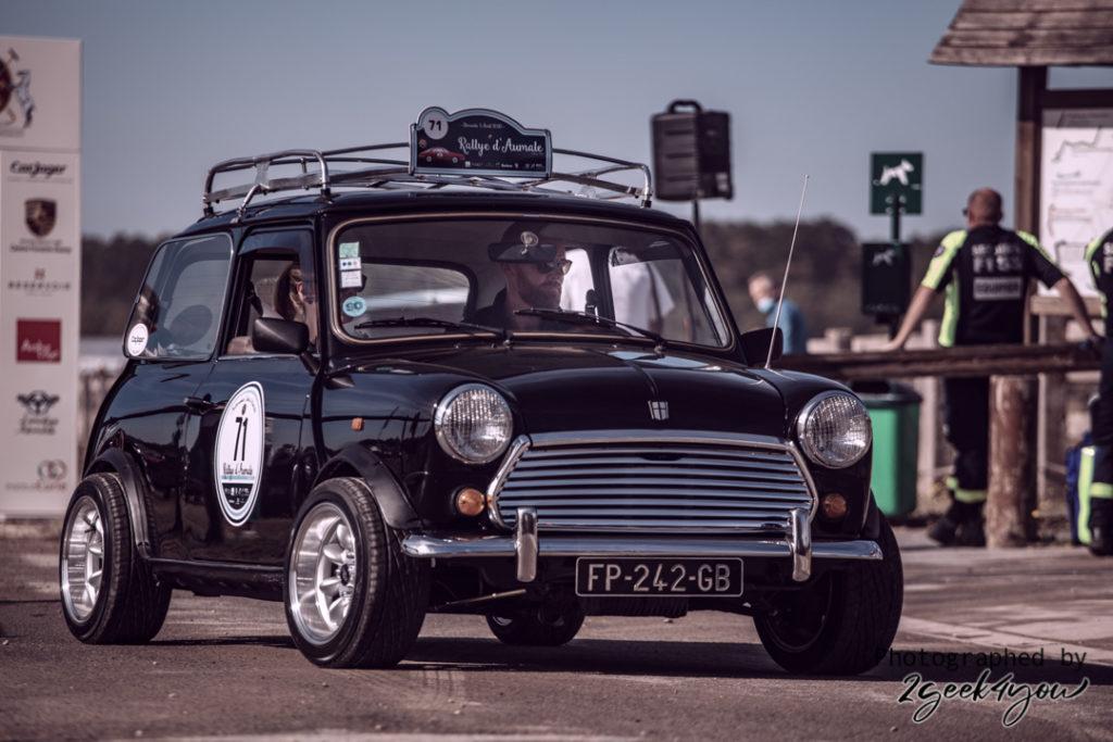 Le Rallye d'Aumale 2020