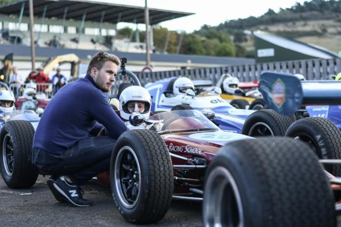 CLASSIC RACING SCHOOL l'école de pilotage des Gentlemen Drivers FETE SON 3EME ANNIVERSAIRE