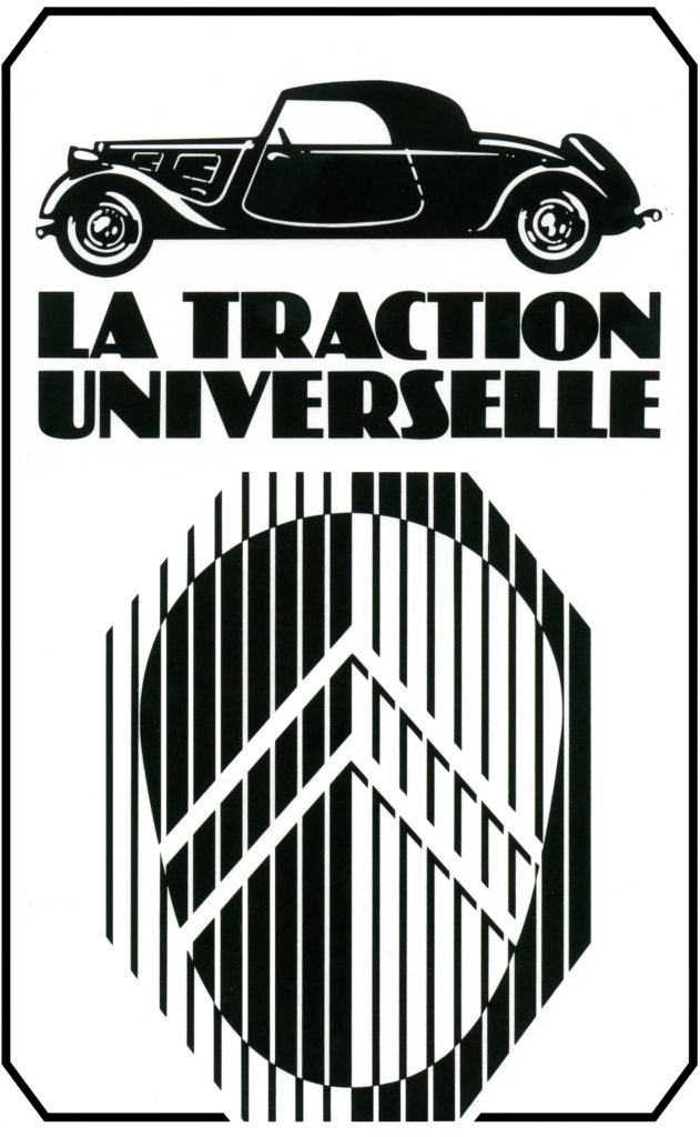 ZOOM SUR LE CLUB... LA TRACTION UNIVERSELLE
