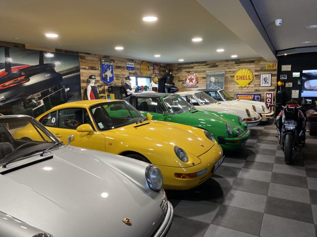 RS MOTORSPORT, sorcier Porsche de père en fils
