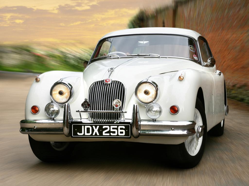 JAGUAR XK 150 - Superbe « fin de race ».