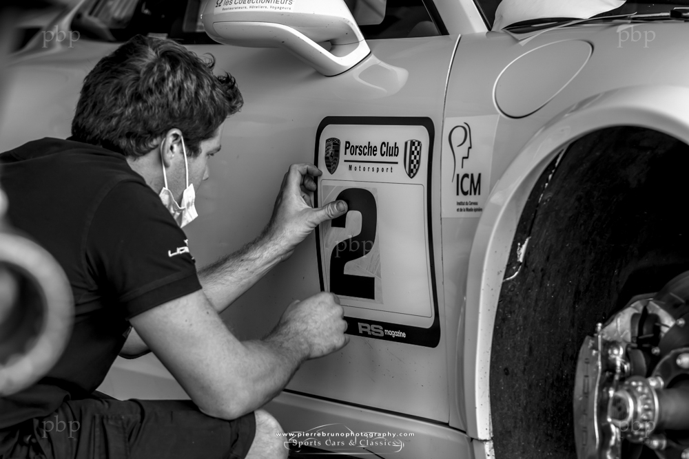 Porsche Club Motorsport de France au Val de Vienne le 3 & 4 juillet 2020