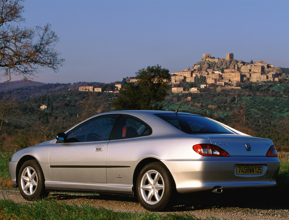 Futur collector : Peugeot 406 coupé