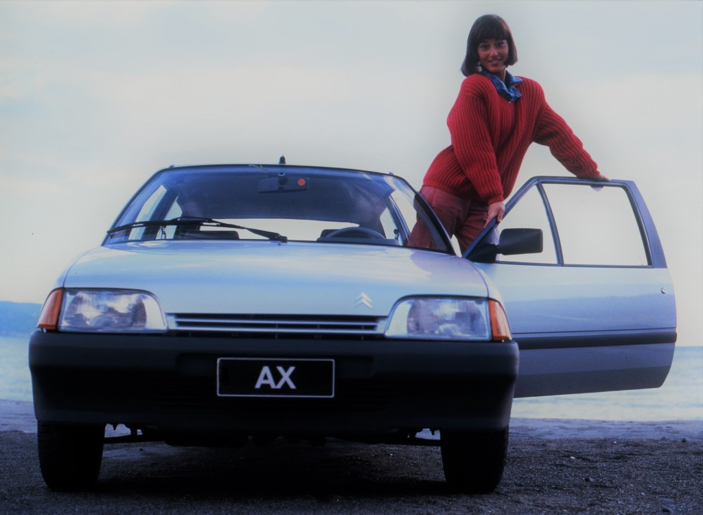 Comment la Citroën AX est devenue une vraie Citroën
