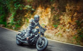 Bullit V-Bob, cruising vintage