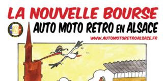 LA NOUVELLE BOURSE AUTO MOTO RETRO EN ALSACE