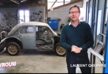 Vroum, la nouvelle émission automobile sur France TV