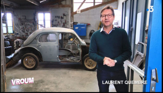 Vroum, la nouvelle émission automobile sur France TV