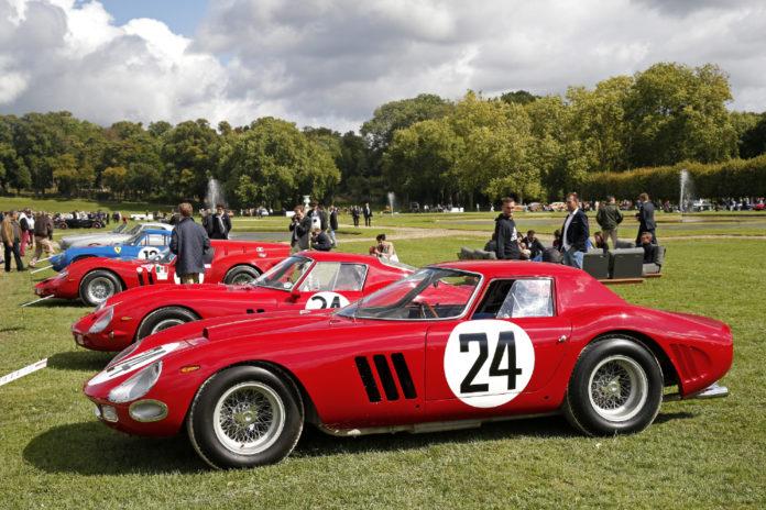 Flashback : 70 ans Ferrari lors de Chantilly Arts & Elégance 2017