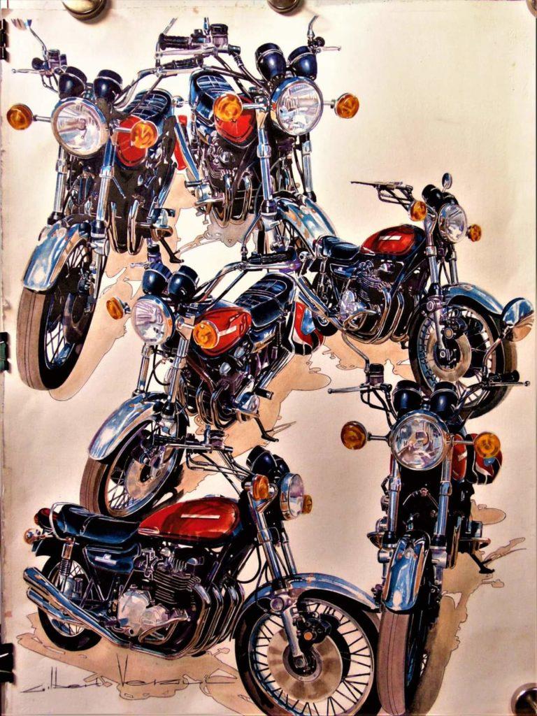 Art : 2 roues de moins….autant de plaisir