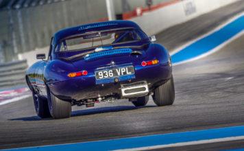 Art : Jaguar Type-E par les artistes