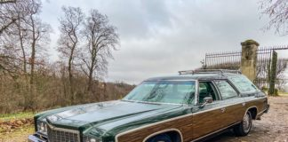 Chevrolet Caprice Station Wagon, break XXL