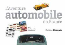 livre : L'aventure automobile en France de Christian Choupin
