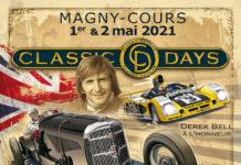 Les Classic Days 2021, tous à Magny-Cours !