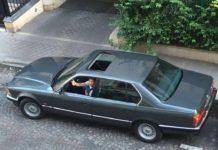 Portrait de passionné, Olivier fan de la BMW e32
