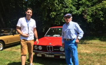 Portrait : Fabrice et sa BMW 323 i, la Team Sharkie 4