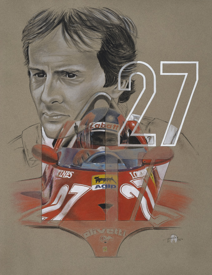 Gilles Villeneuve, le petit Prince de la F1