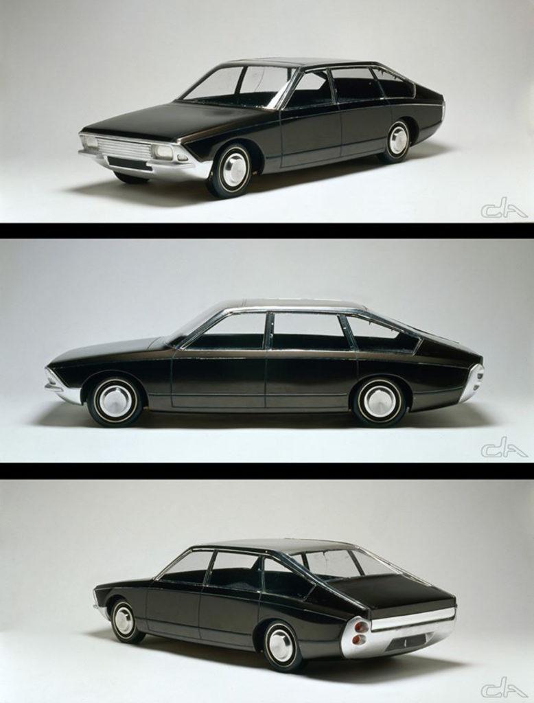 Podcast #16 Projet H Renault Peugeot, le concept oublié qui voulait la peau de la DS