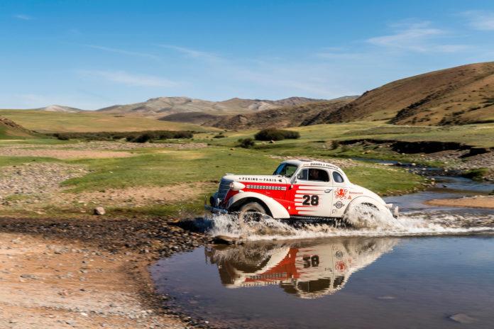 Rallye Pékin-Paris 2022, La 8ème édition de prépare