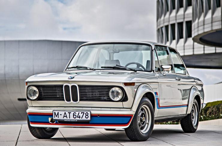BMW 2002 TURBO - La première bombe bavaroise.