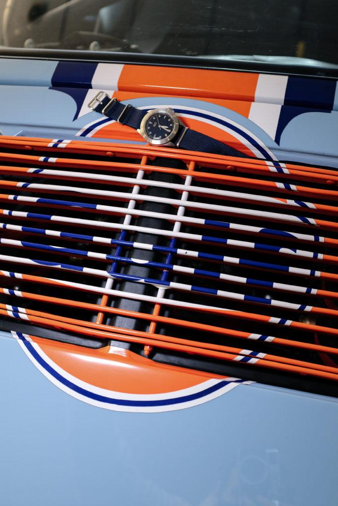 Lifestyle : BND Watches: Véritable machine à remonter le temps