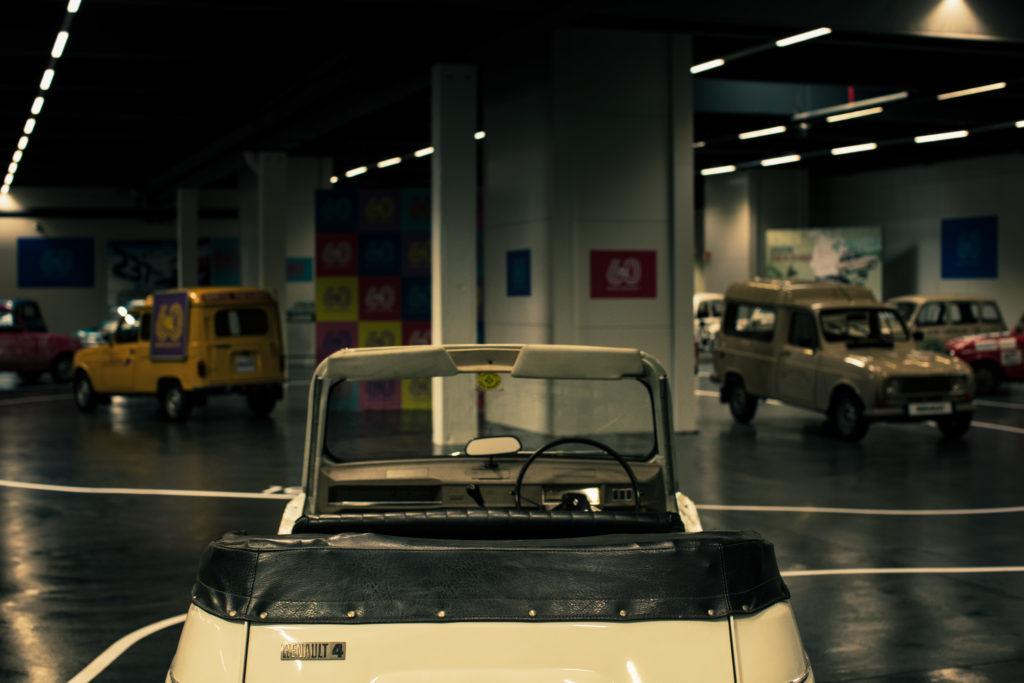 Joyeux anniversaire Renault 4