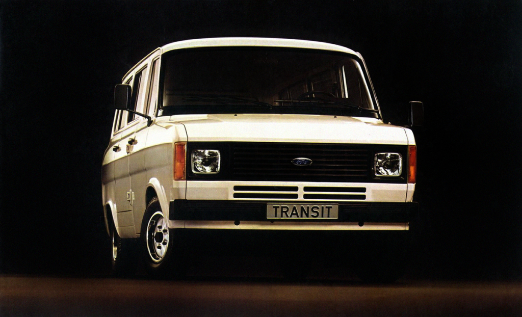 FORD TRANSIT - Utility All Over The World.